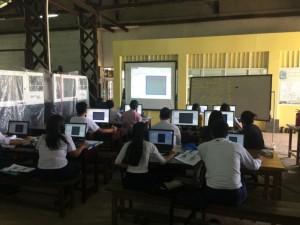 အခြေခံကွန်ပျူတာသင်တန်းနှင့်အင်ဂျင်နီယာအခြေခံပုံဆွဲပညာသင်တန်းဖွင့်လှစ်ခြင်း(ပြင်ဦးလွင်)