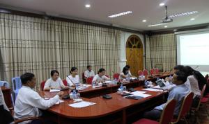 ဆိုင်ဘာလုံခြုံရေးဆိုင်ရာ နည်းပညာပူးပေါင်းဆောင်ရွက်မှု အစီအစဉ်များ ဆွေးနွေးခြင်း